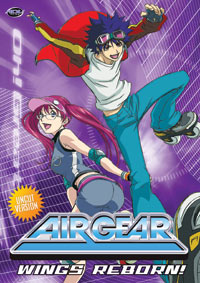 Air Gear - Vol 2