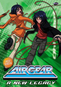 Air Gear - Vol 3